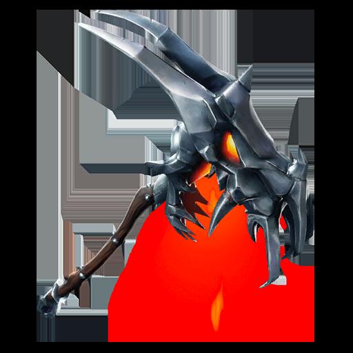 Fortnite Demon Skull pickaxe