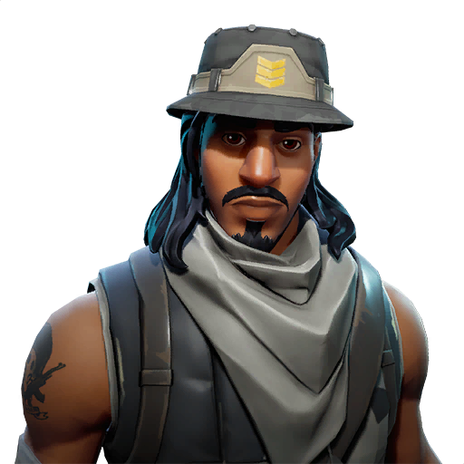 Fortnite Infiltrator outfit