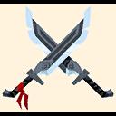 Fortnite Knight Slice emoji