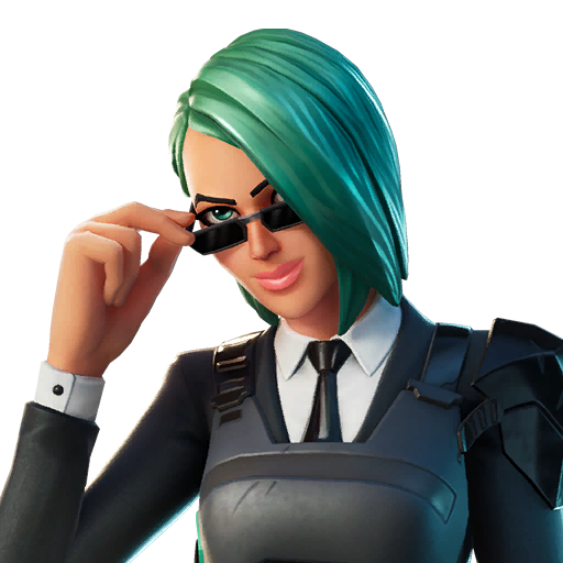 Fortnite Envoy outfit