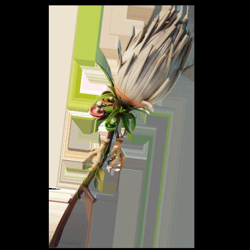Fortnite Spell Sweeper pickaxe
