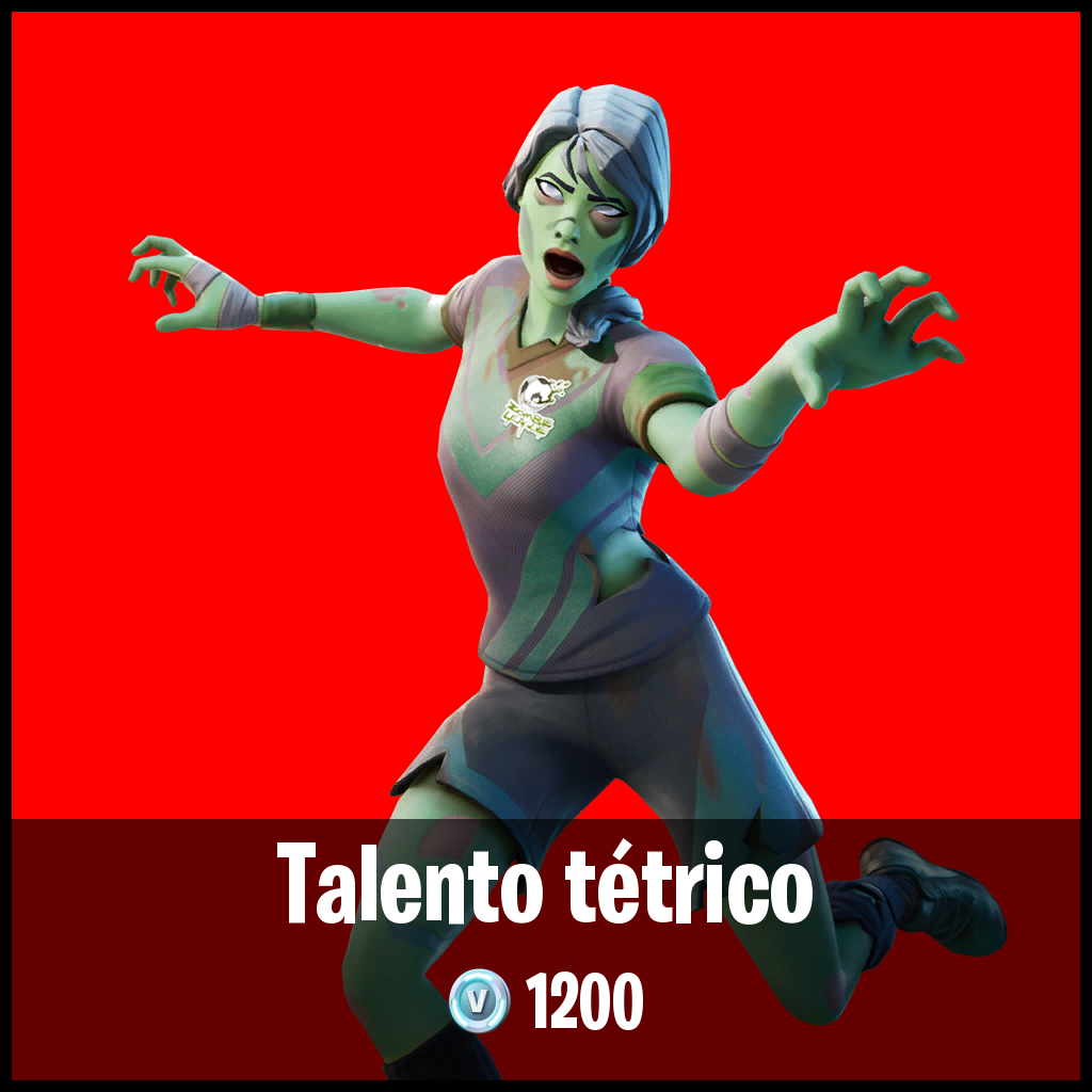 Talento tétrico