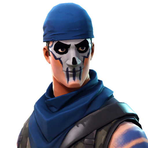Fortnite Warpaint outfit
