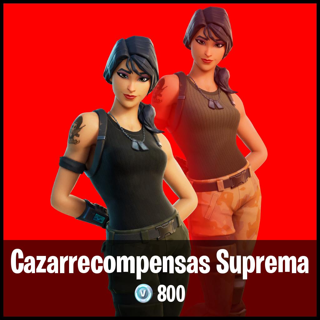 Cazarrecompensas Suprema