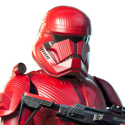 Fortnite Sith Trooper outfit