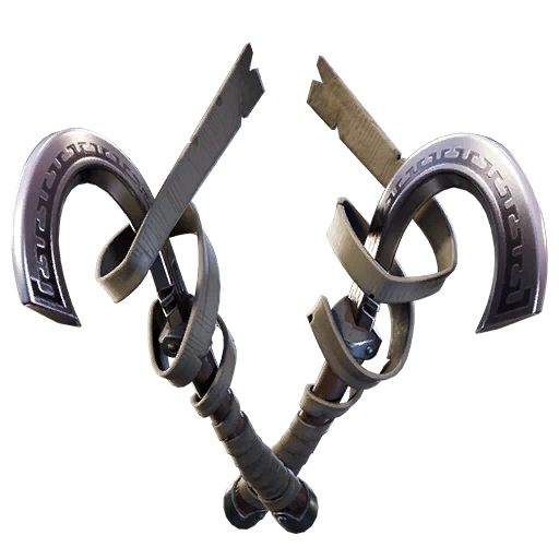 Fortnite Cursed Claws pickaxe