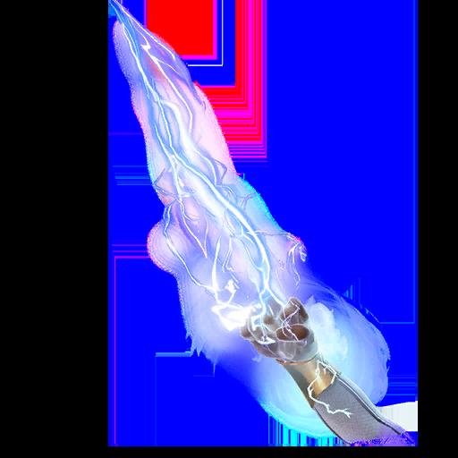Fortnite Hand of Lightning pickaxe