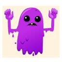 Fortnite Ghost emoji