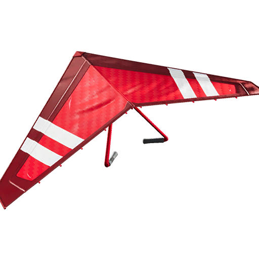 Fortnite Sky Stripe glider