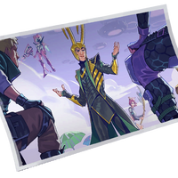 Loki's Welcoming