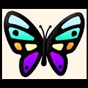 Fortnite Rainbowfly emoji