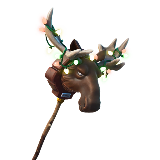 Fortnite Pummel Moose pickaxe