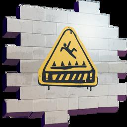 Trap Warning