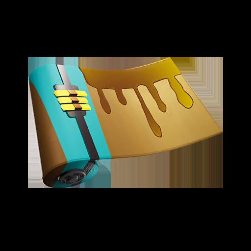 Fortnite Pancake Posse wrap
