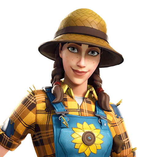 Fortnite Sunflower outfit
