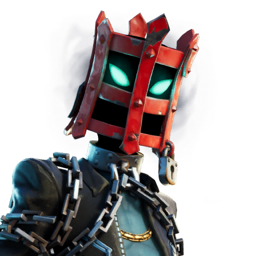 Fortnite Headlock outfit
