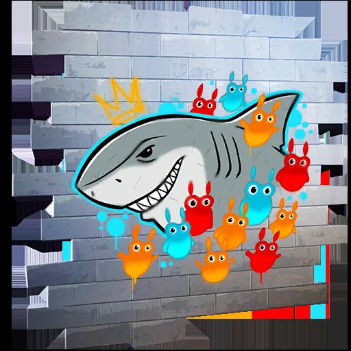He's a Shark