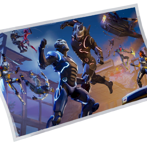 Fortnite Showdown loadingscreen