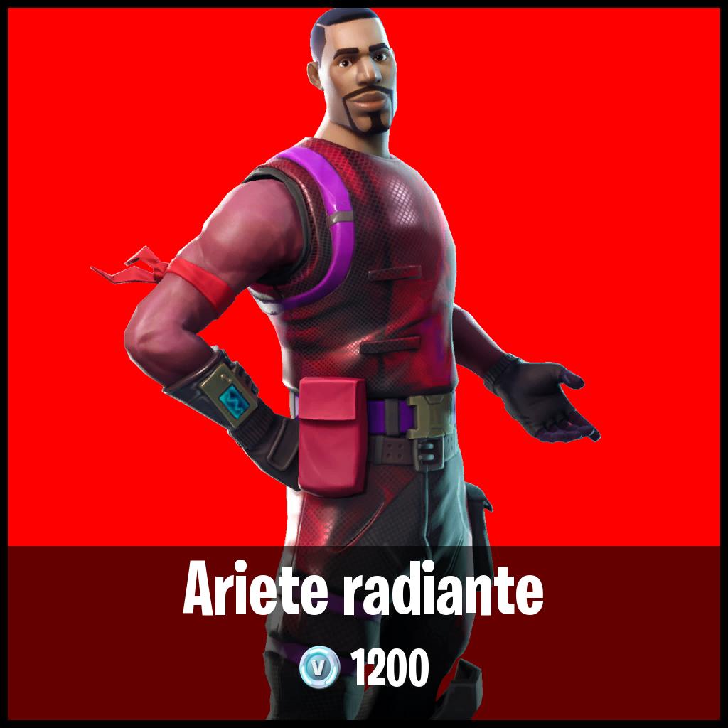 Ariete radiante