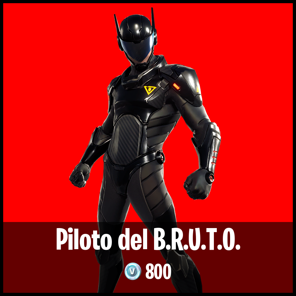 Piloto del B.R.U.T.O.