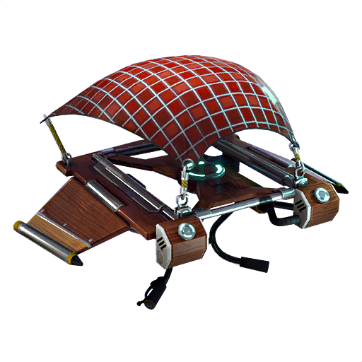 Fortnite Roadtrip glider