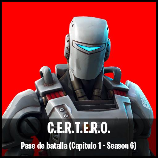 C.E.R.T.E.R.O.