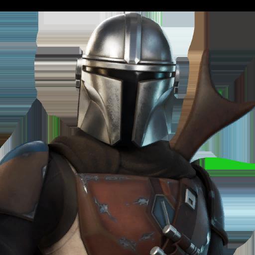 Fortnite Mandalorian outfit