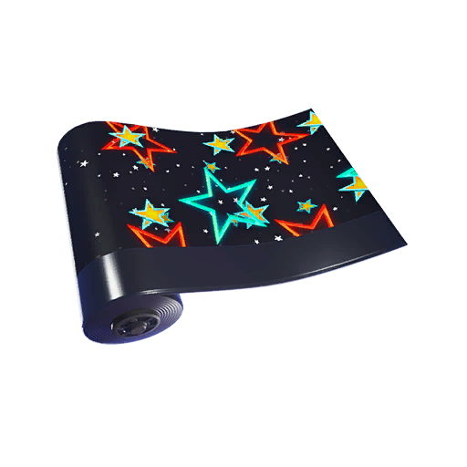 Fortnite Star Party wrap