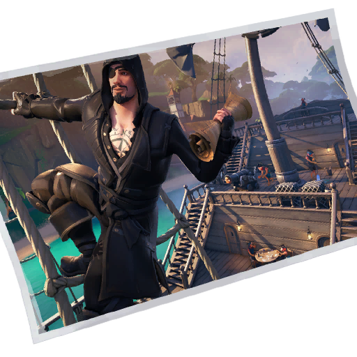 Fortnite A New Voyage loadingscreen