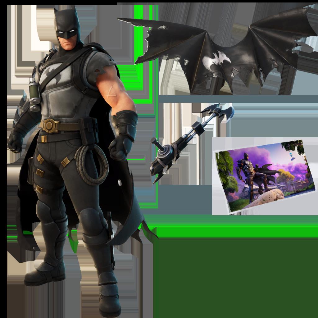 BATMAN ZERO BUNDLE
