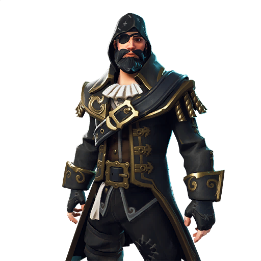 Fortnite Blackheart (Stage 2) Outfit Skin