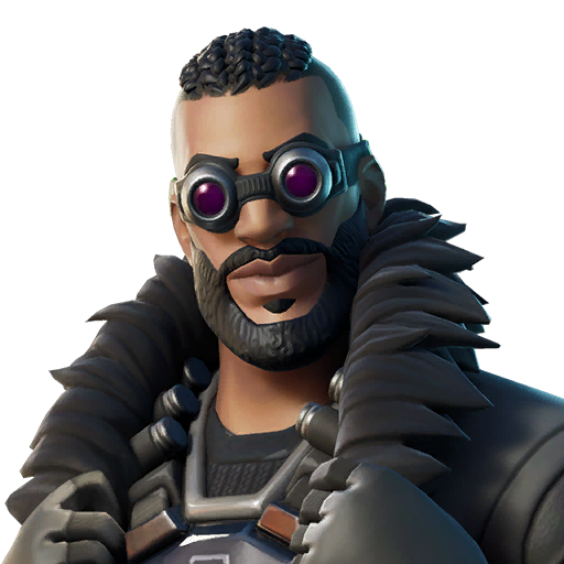 Fortnite Renegade Shadow outfit