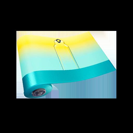 Fortnite Faded Cool wrap
