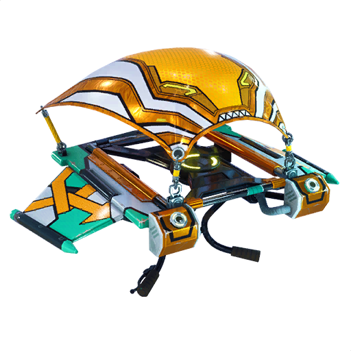 Fortnite Rush glider