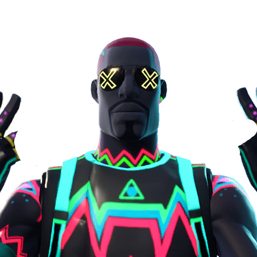 Fortnite Liteshow outfit