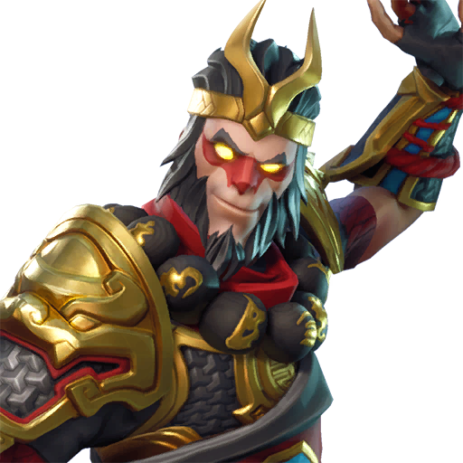 Fortnite Wukong outfit