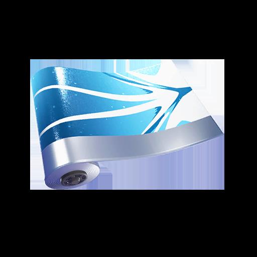 Fortnite Frost Flare wrap