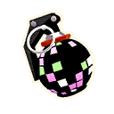 Fortnite Boogie Bomb emoji