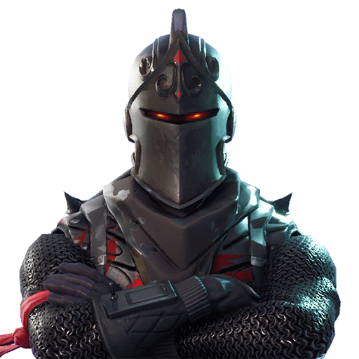 Fortnite Black Knight outfit