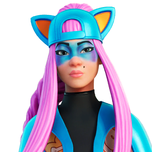 Fortnite Alli outfit