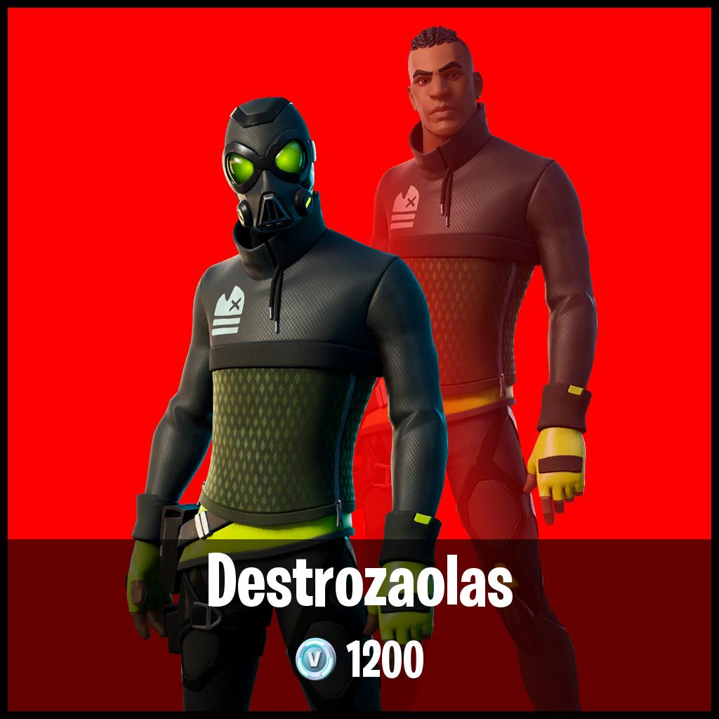Destrozaolas