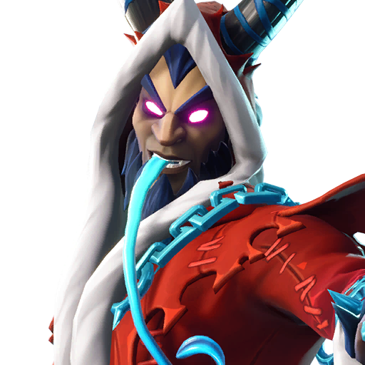 Fortnite Krampus outfit