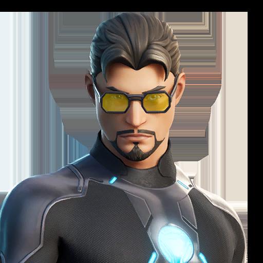 Fortnite Tony Stark outfit