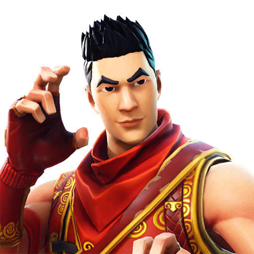 Fortnite Crimson Scout outfit