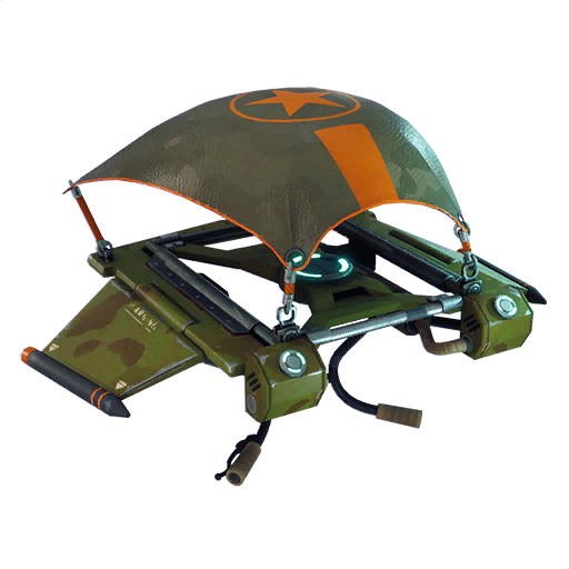 Fortnite Aerial Assault One glider