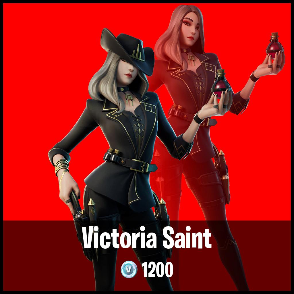 Victoria Saint