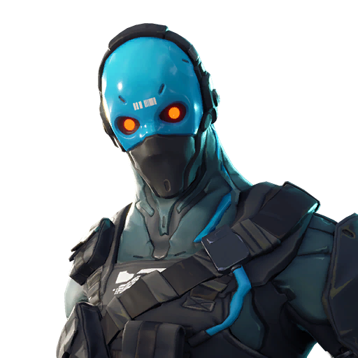 Fortnite Cobalt outfit