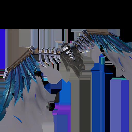 Fortnite Weeping Crow Glider Skin