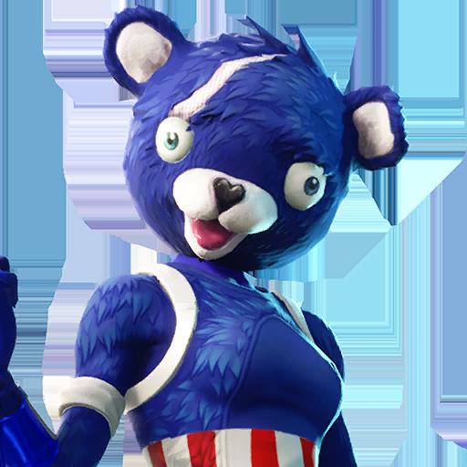 Fortnite Fireworks Team Leader outfit