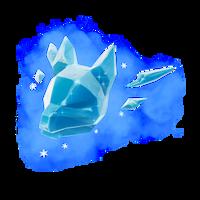 Ice Kitsune